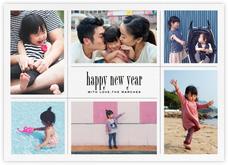 Big Picture New Year (Six-Photo Horizontal)
