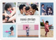 Big Picture Season (Six-Photo Horizontal)