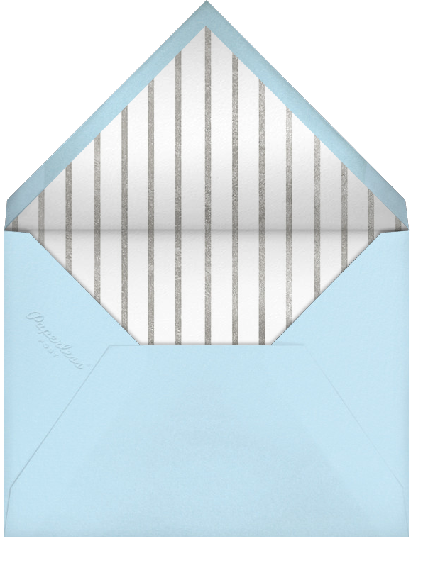 New Year Gallery (Horizontal) - Paperless Post - Envelope