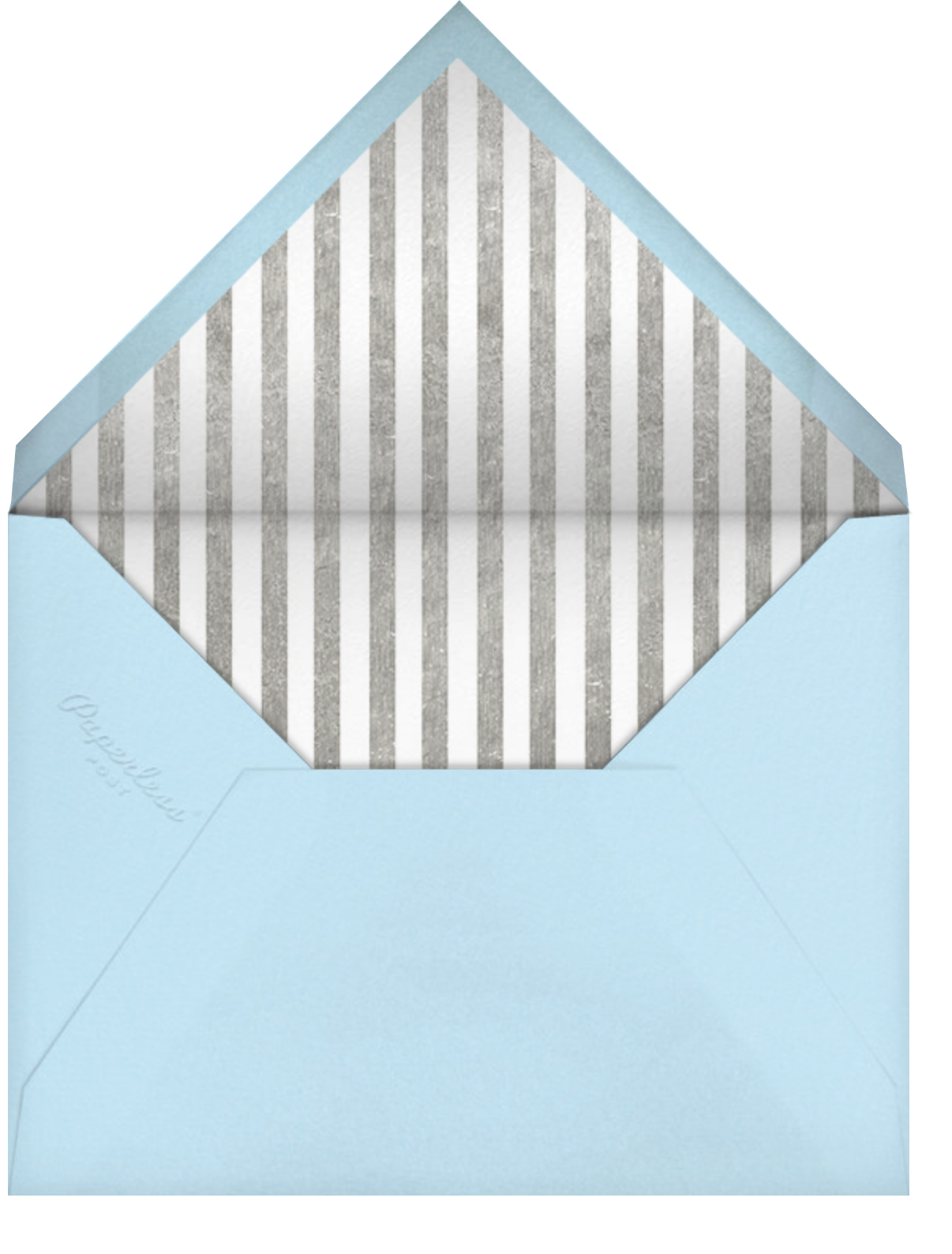 New Year Gallery (Square) - Paperless Post - Envelope