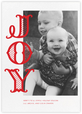 Joyful Stripes (Inset) | tall