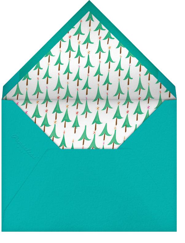 Fairy Lights on the Black Diamond (Greeting) - Mr. Boddington's Studio - Envelope