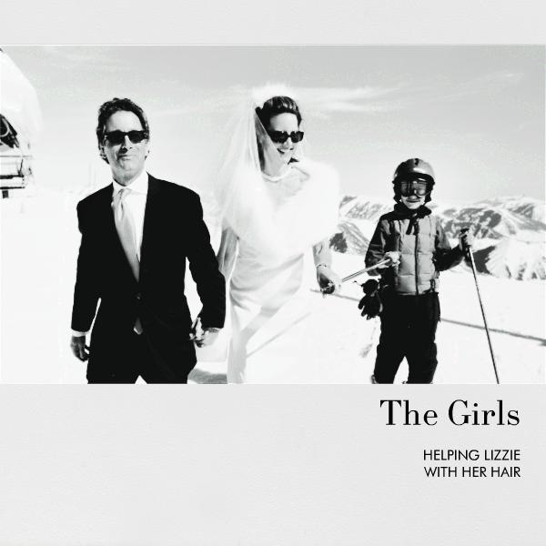 Magazine Photo Cover Album (Black) - Square - Paperless Post - Wedding - insert front