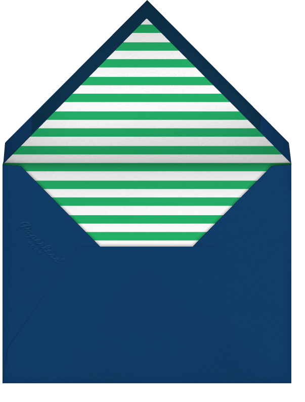 Tricolor Chrismukkah (Tall) - Paperless Post - null - envelope back