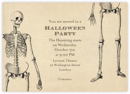 Skeleton - John Derian -