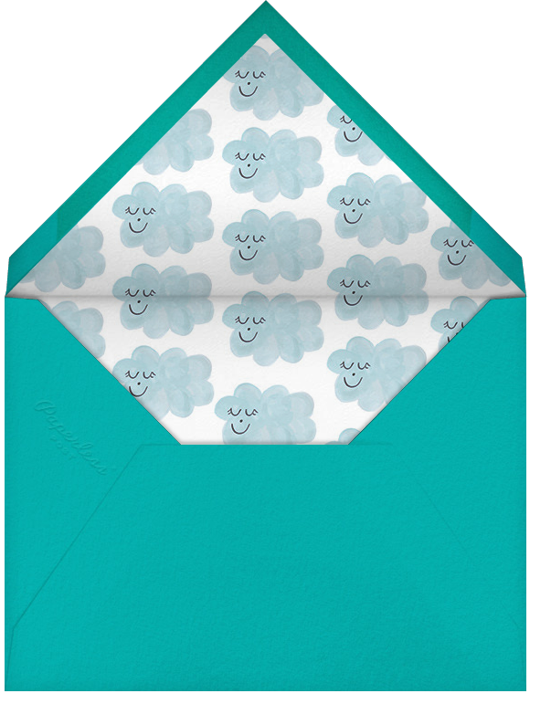 At the End of the Rainbow (Stationery) - Mr. Boddington's Studio - Kids' stationery - envelope back