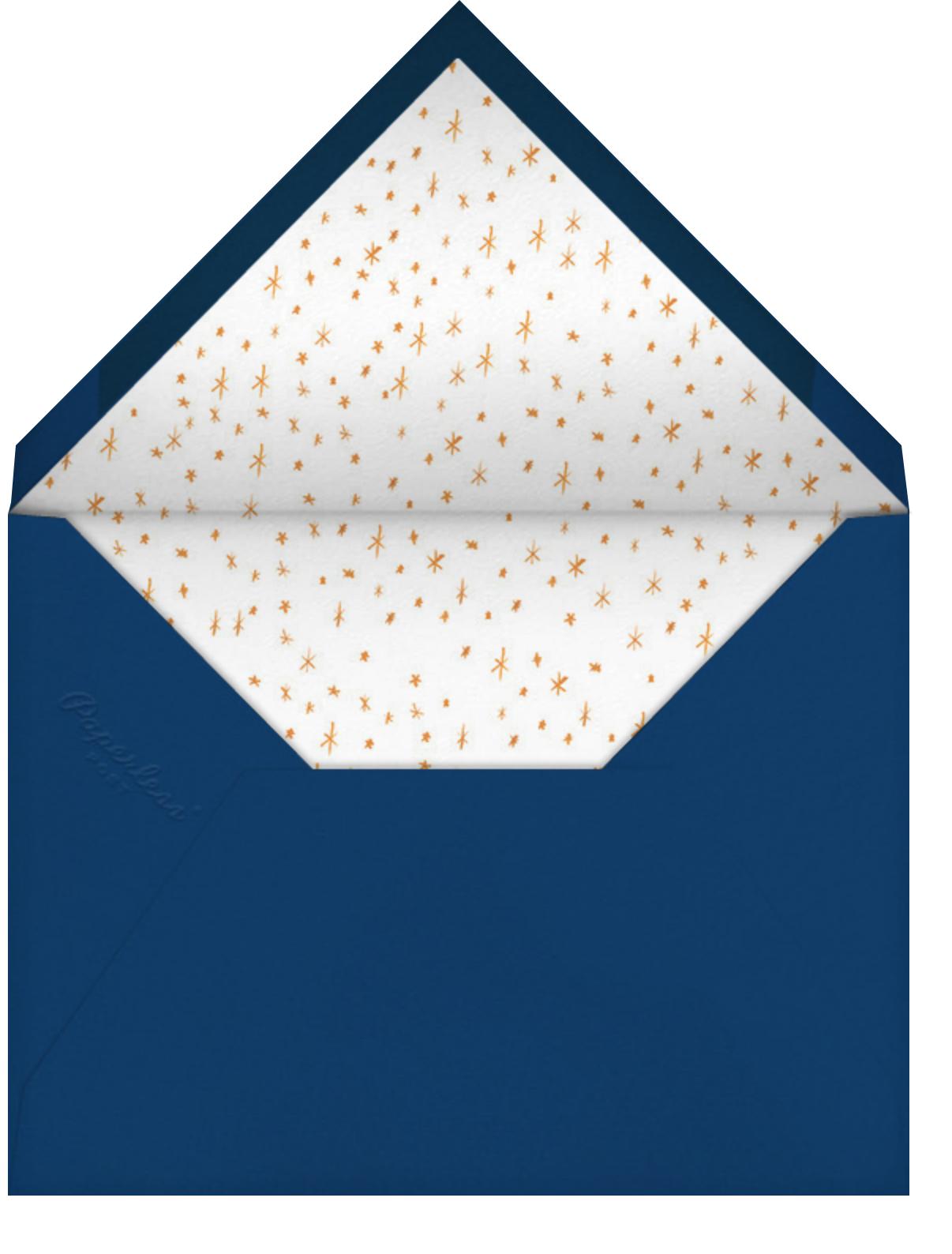 Three, Two, One (Photo) - Mr. Boddington's Studio - Kids' birthday - envelope back