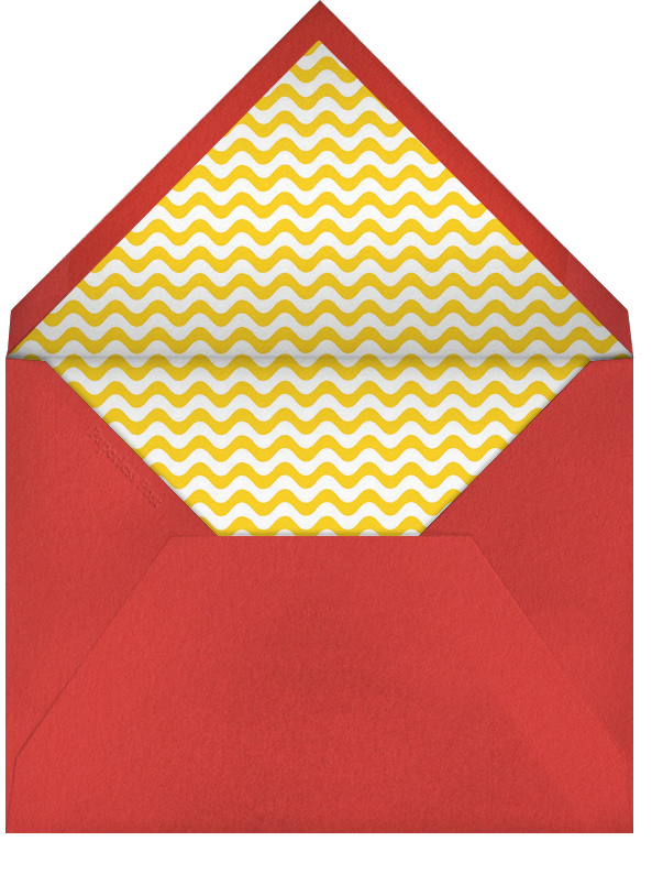 Fire up the BBQ - Paperless Post - Barbecue - envelope back