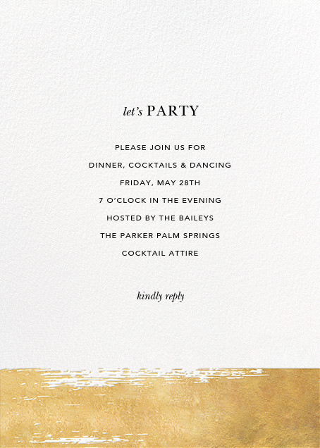 Autumn entertaining invitations online at Paperless Post