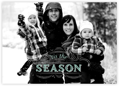 Seasonal Scroll (Full) - Celadon - Paperless Post -
