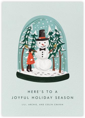 Global Citizen - Fair - Rifle Paper Co. - Christmas Cards
