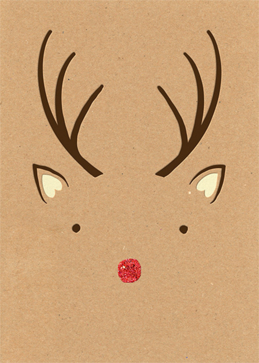 Mr. Rudolph - Paperless Post - Holiday cards