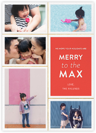 Merry to the Max - Red - Jonathan Adler -
