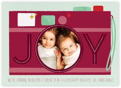 Shutter Joy - Cranberry - Cheree Berry -
