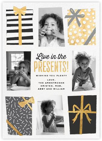 Present Company - Gold - Cheree Berry Paper & Design -