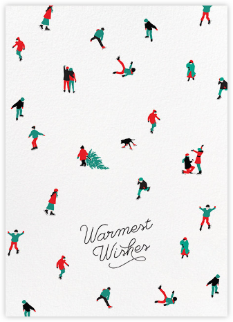 Holidays on Ice - Cheree Berry - Holiday cards