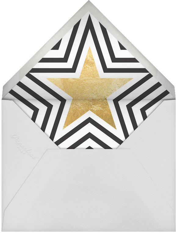 Love Is Love Is Love (Horizontal) - Gold - Cheree Berry Paper & Design - Envelope