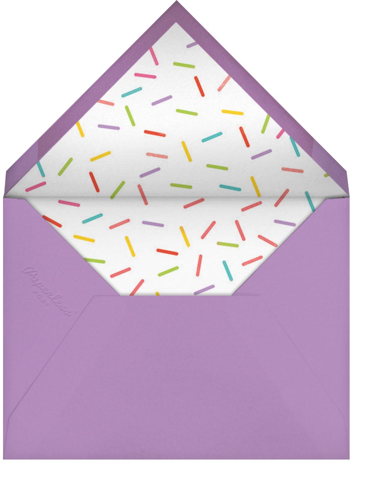 Idylle (Photo) - Rose Gold - Paperless Post - Envelope