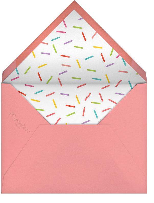 Idylle (Photo) - Gold - Paperless Post - Adult birthday - envelope back