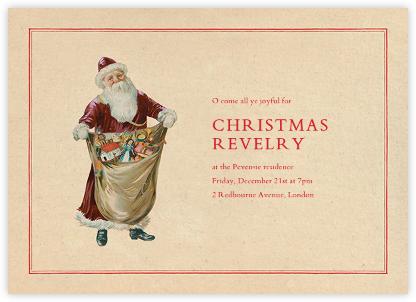 Bounty Santa - John Derian -