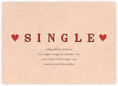 Single Hearts - John Derian -