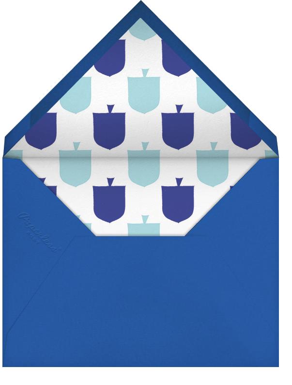 Hanukkah Highlights - Paperless Post - Hanukkah - envelope back