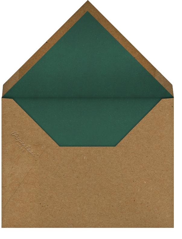 Paeonia - John Derian - Envelope