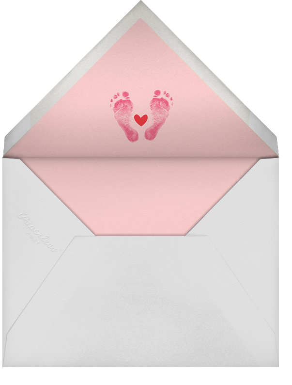 Head to Toe - Pink - Cheree Berry - Birth - envelope back