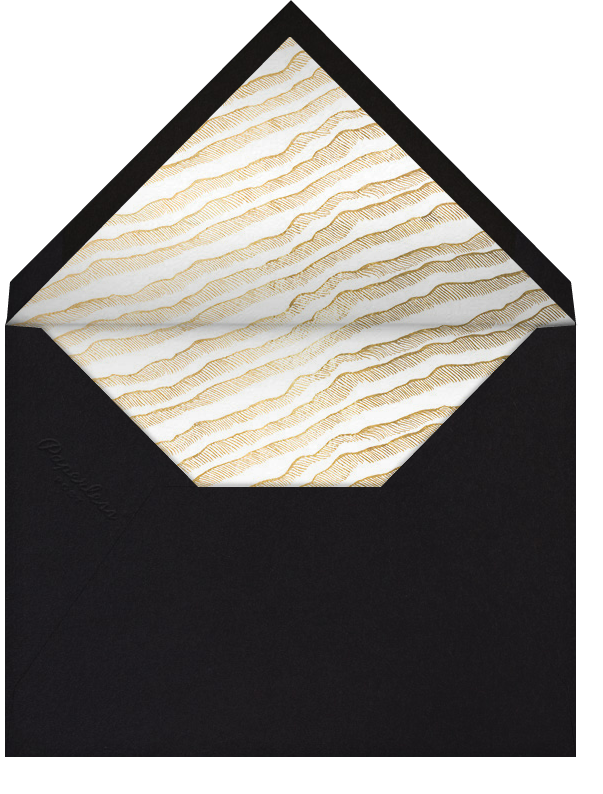 Beaded - Caviar - Kelly Wearstler - Kelly Wearstler - envelope back