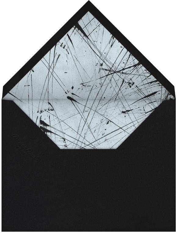 Trace - Black - Kelly Wearstler - Featured designers - envelope back