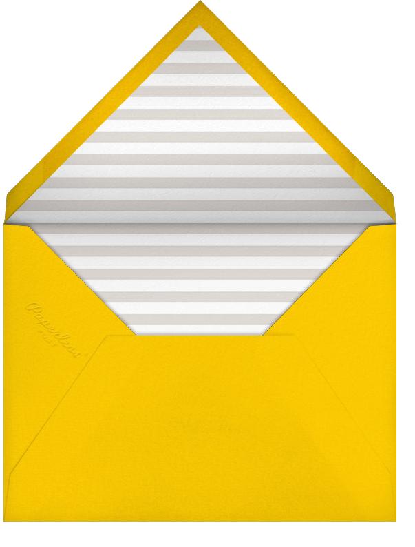 Quint - Citrus/Silver - Paperless Post - Envelope