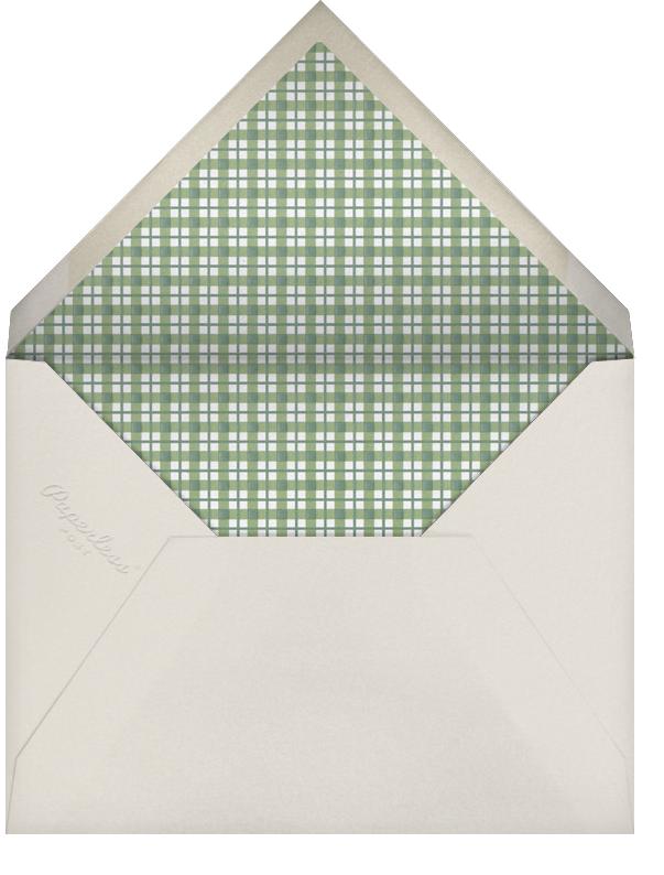 Photo Spread - Cream - Paperless Post - Kids' birthday - envelope back