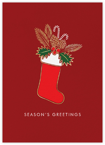 Filled with Spirit - Paperless Post - Holiday Cards