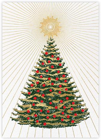Noel Glow - Paperless Post - Christmas Cards