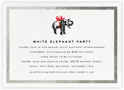 Wrapped Elephant - Silver - kate spade new york -