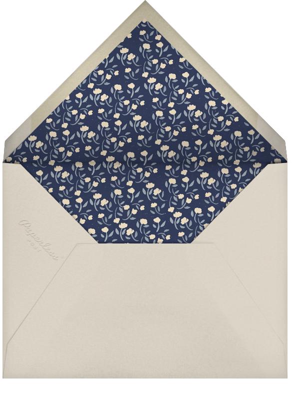 Santa Fe (Square) - Paperless Post - Dinner party - envelope back
