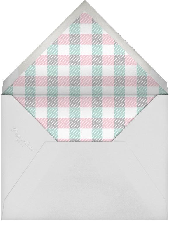 Brunch Brigade - Hello!Lucky - Brunch - envelope back