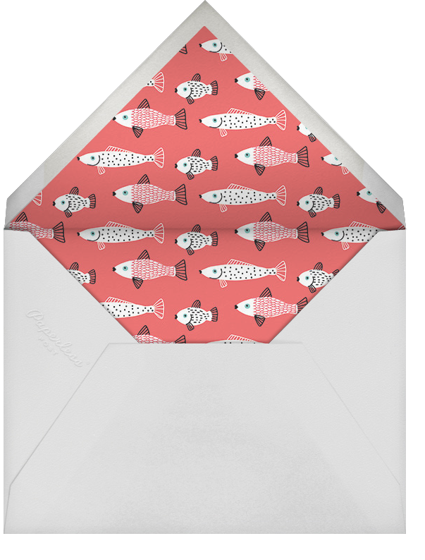 Hook, Line, and Sinker - Hello!Lucky - Valentine's Day - envelope back