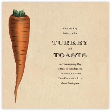Carrot - John Derian -