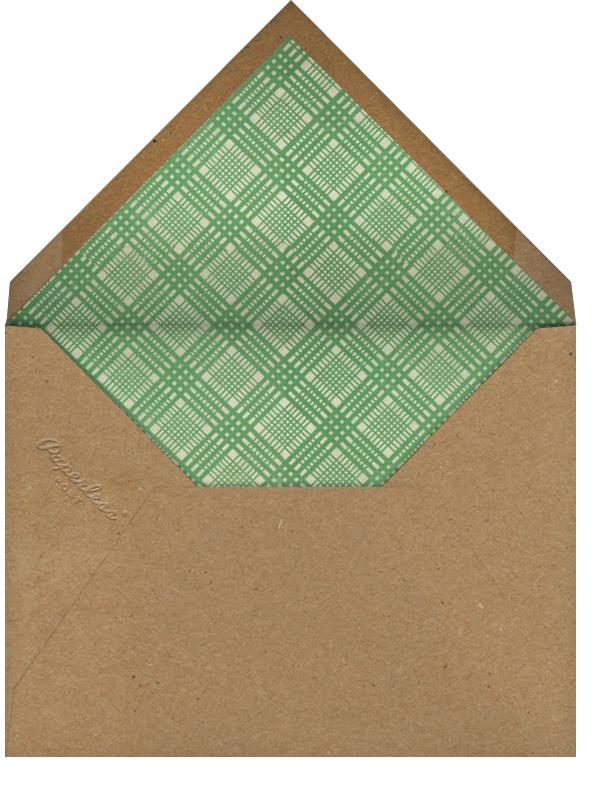Carrot - John Derian - Easter - envelope back