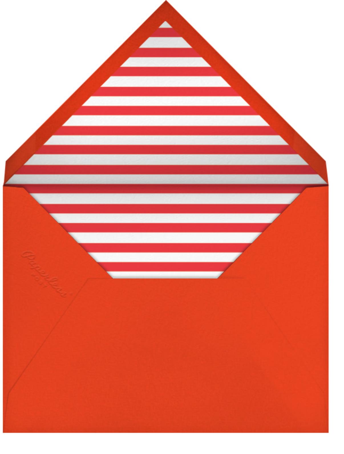 Give Thanks - kate spade new york - null - envelope back