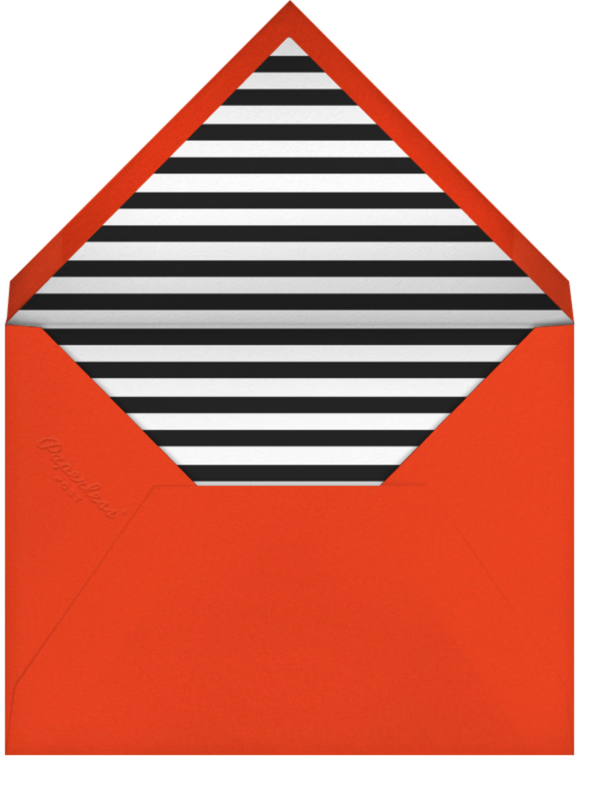 Chess - kate spade new york - Moving - envelope back