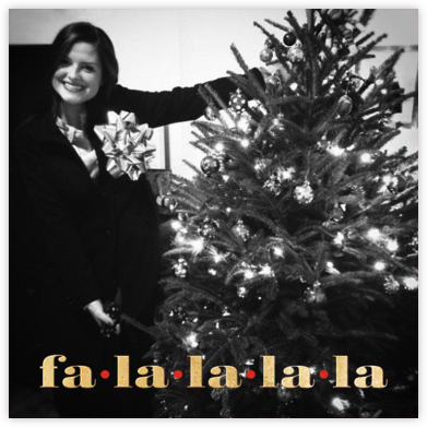 FaLaLaLa - kate spade new york -