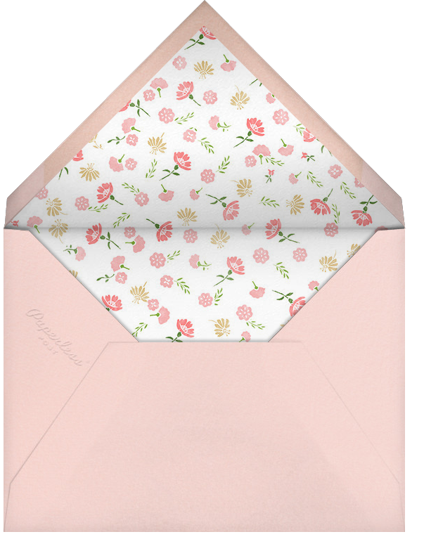White (Tall) - Paperless Post - Rehearsal dinner - envelope back