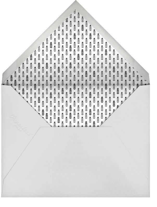 Horizontal Photo on Tall (Invitation) - Paperless Post - Rehearsal dinner - envelope back