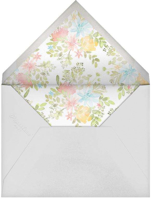 Pressed Blossoms - Multi - Paperless Post - Baby shower - envelope back
