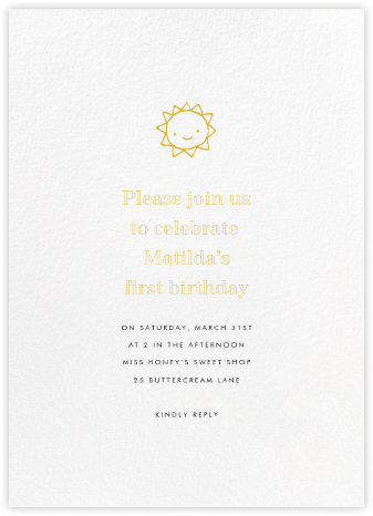 White (Tall) - Paperless Post - Invitations