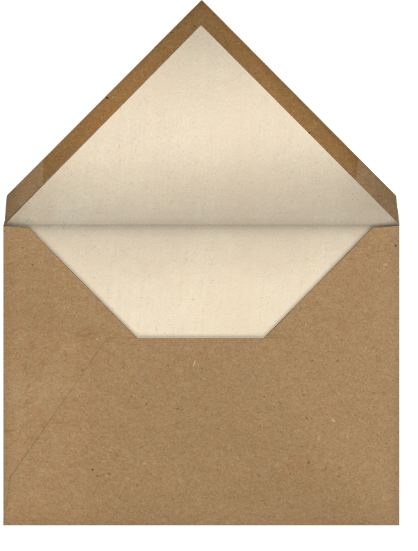 Pasta Shapes - John Derian - Envelope