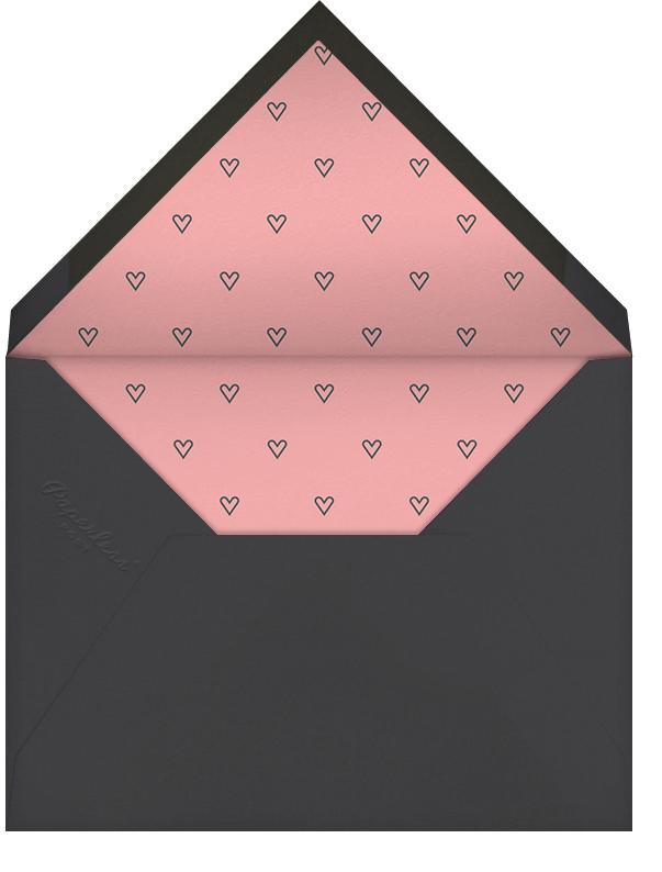 White (Tall) - Paperless Post - Valentine's Day - envelope back