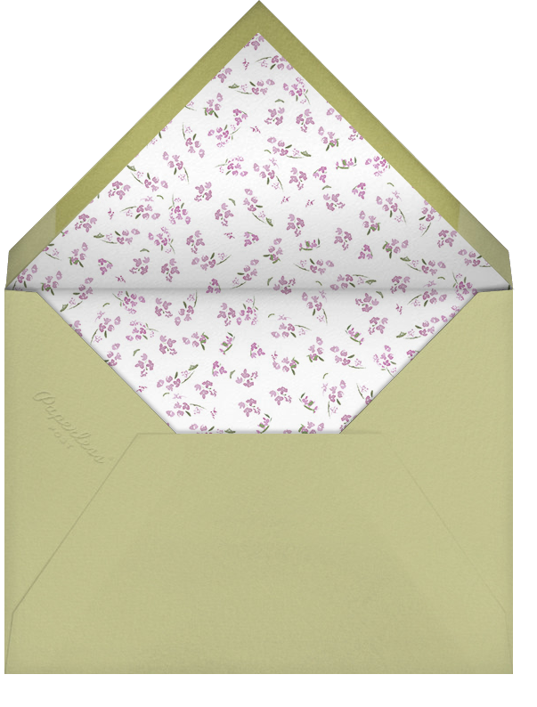 White (Tall) - Paperless Post - Mother's Day - envelope back